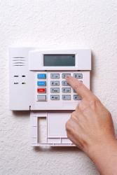 Demo Video Honeywell Vista Plus Alarm System